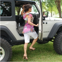 Lift Kits For Jeeps >> EZ Step for Jeeps from Valco Cincinnati Consumer Products